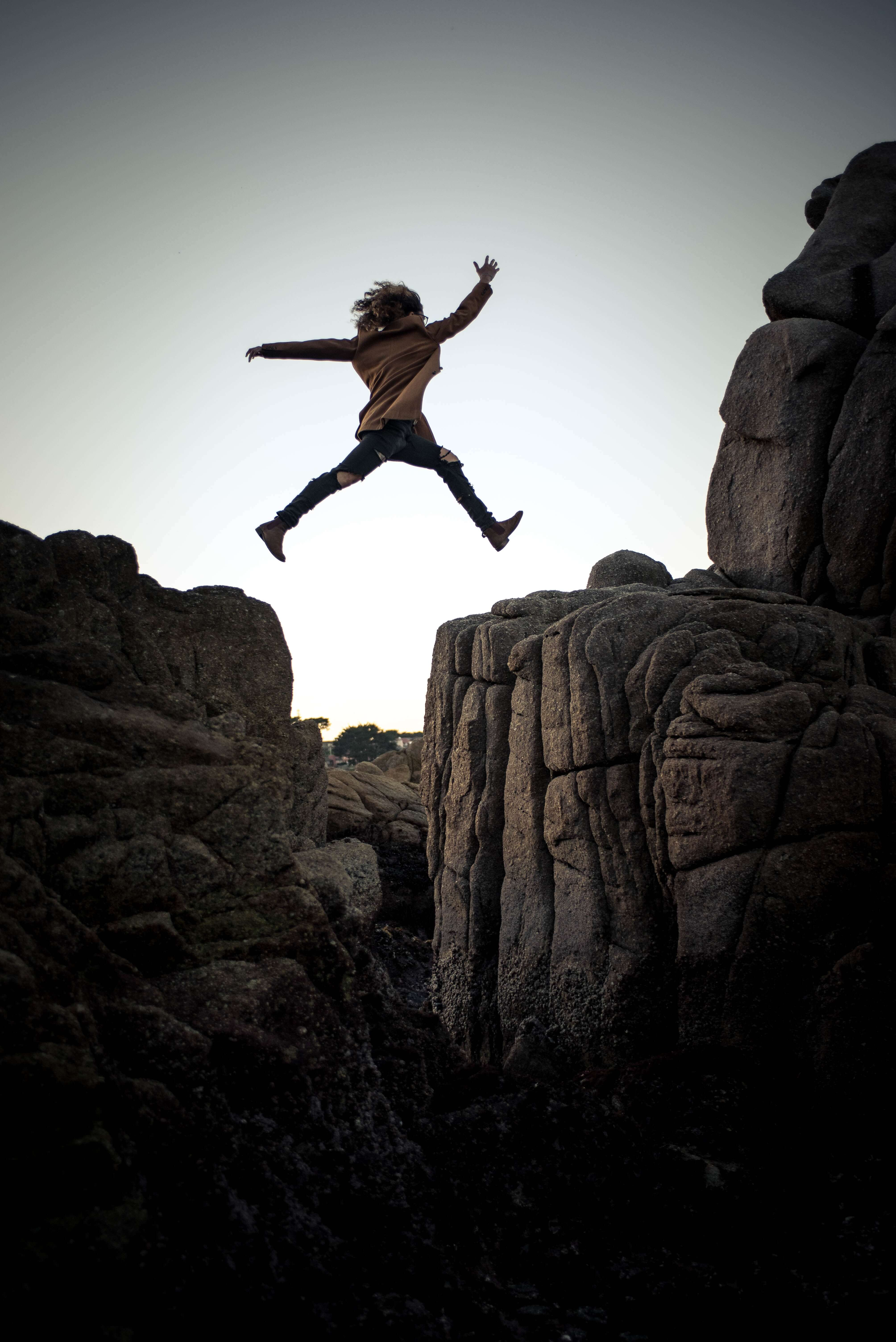 How to jump Out of Your Comfort Zone feeling less anxious, more calm